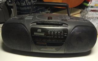 Magnavox mankka/radio