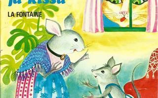 Hiiri, kukko ja kissa ym. lasten kuvakirjoja <> 3 x nidotut