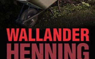 HAUDATTU (Wallander) : Henning Mankell 1p SKP UUSI