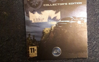 PS2 Need for Speed Carbon Collector's Edition videopeli