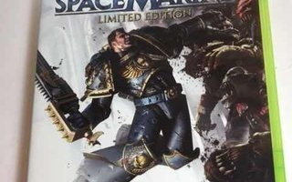 Space Marine - Limited edition XBOX 360 11300
