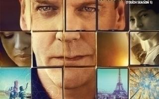 Kosketus - Kausi 1 - (3 DVD)