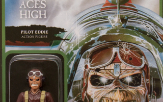 Iron Maiden ReAction ACES HIGH - HEAD HUNTER STORE.
