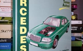 Mercedes-Benz C-sarja 1993-2000 - Korjausopas