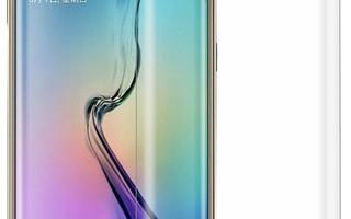 Samsung Galaxy S7 EDGE - 3kpl suojakalvoa myös Edge-alueelle