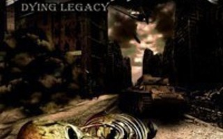 X-pulssion : Dying Legacy CD Muoveissa,  UUSI