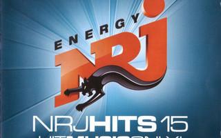 VARIOUS: NRJ Hits 15 2CD
