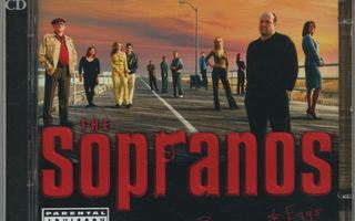 THE SOPRANOS Peppers & Eggs – Music from TV Series 2-CD 2001
