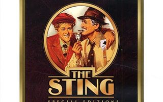 The Sting  -  Special Orcar Edition  -  DVD