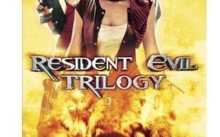 Resident Evil Trilogy  -  (3 DVD)