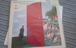 George Harrison LP re 1977 Wonderwall Music