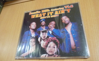 Goodie Mob Featuring TLC - What It Ain't (Ghetto Enuff)  CDs