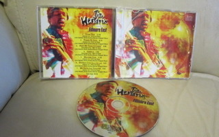 CD Jimi Hendrix 2001 Live At The Fillmore East