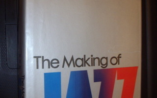 James Lincoln Collier : Making of jazz ( 1 p. 1978 )