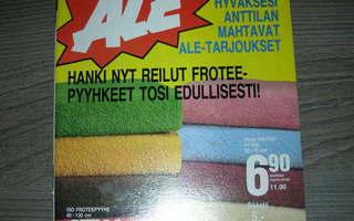 Retro Anttilan säästökirja 6/80