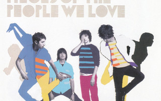 THE RAPTURE: Pieces Of The People We Love CD