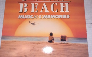 China Beach: Music And Memories (1990) LP levy