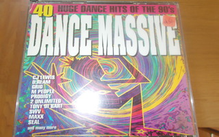 2-CD DANCE MASSIVE