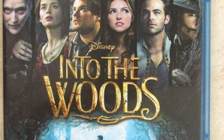 Into the Woods, blu-ray. Musikaali