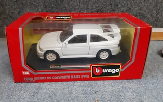 Ford Escort RS Rally Cosworth 94 1/24 UUSI
