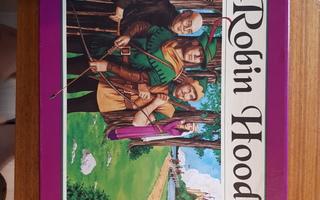 Robinhood lasten lautapeli