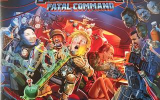 Pänzer - Fatal Command (CD+1) NEAR MINT!! Limited Edition