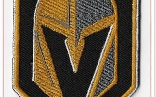NHL - Vegas Golden Knights -kangasmerkki / hihamerkki