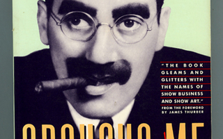 GROUCHO AND ME: The Autobiography of Groucho Marx nid UUSI-