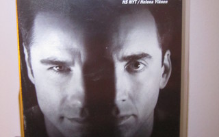 Face/Off VHS