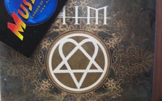 HIM - LOVE METAL ARCHIVES VOL 1 DVD + HIM VS BAM DVD (+)
