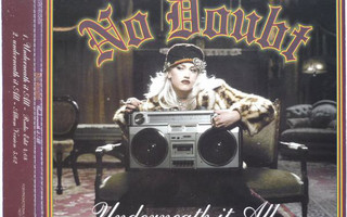 No Doubt - Underneath It All PROMO CD-Single
