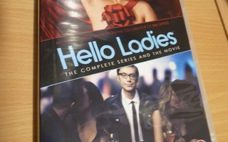 Hello Ladies - The Complete Series and The Movie 3 x dvd