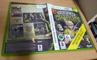 Grabbed By The Ghoulies   XBOX