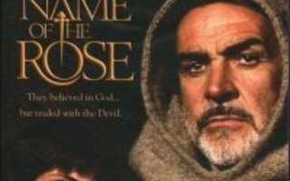 The Name of The Rose  -   (Blu-ray)
