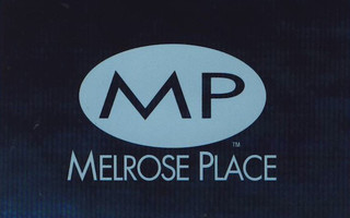 VARIOUS: Melrose Place - The Music CD