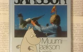Tordis Ørjasæter - Tove Jansson: Muumilaakson luoja (sid.)
