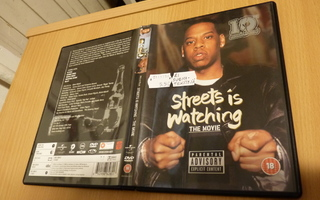 Street Is Watching - The Movie   dvd 111154