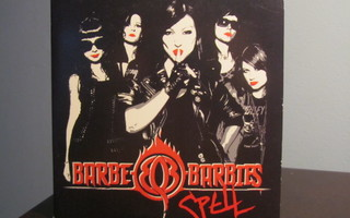 Barbe-Q-Barbies – Spell PROMO CDr-Single
