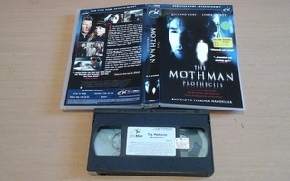 The Mothman Prophecies - SW VHS New Star Home Entertainment