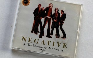 Negative - The Moment Of Our Love [2003] - CD