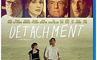Detachment [Blu-ray] Adrien Brody