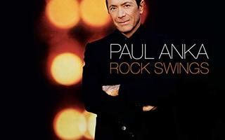 Paul Anka - Rock Swings (CD) HUIPPUKUNTO!!