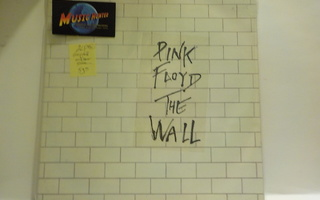PINK FLOYD - THE WALL VG+/EX+ UK 1979 2LP