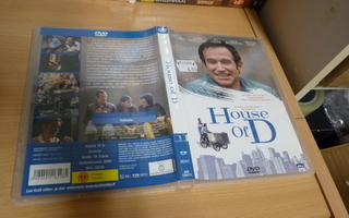 House Of D    dvd 12888
