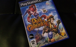 Dark Chronicle PS2 peli