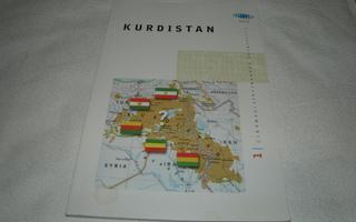 Kurdistan Ulkomaalaisviraston julkaisuja 1