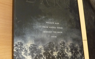 Dark The Ultimate Fear Collection  Steelbook 4 x dvd