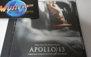 OST - APOLLO 13 UUSI CD