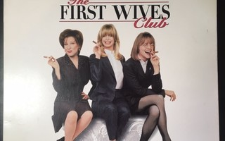 First Wives Club LaserDisc