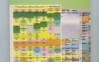 Taisto Hujanen: POWER OF SCHEDULE..managem. Television UUSI